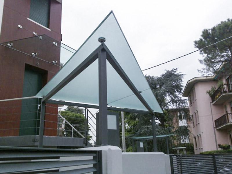 Coperture in vetro: il terrazzo diventa un ambiente vivibile ...