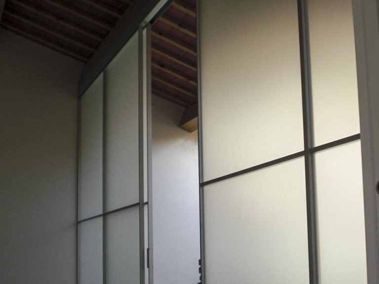 Porte interne in vetro