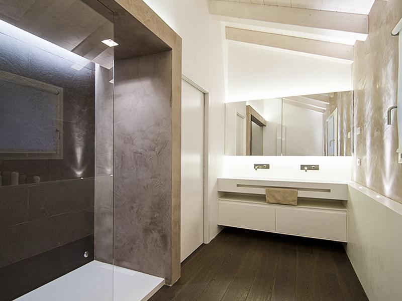 Cabine doccia in cristallo modello box doccia in pi misure con porte in cristallo e piatto - Cabine doccia su misura ...