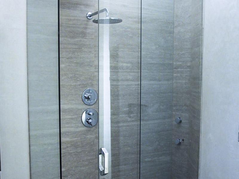 Box doccia in vetro su misura cabina box doccia su misura - Cabine doccia su misura ...