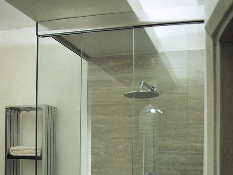 Vendita box doccia in vetro produzione box doccia in vetro metalvetro - Box doccia in vetro ...